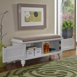 entryway bench with storage style