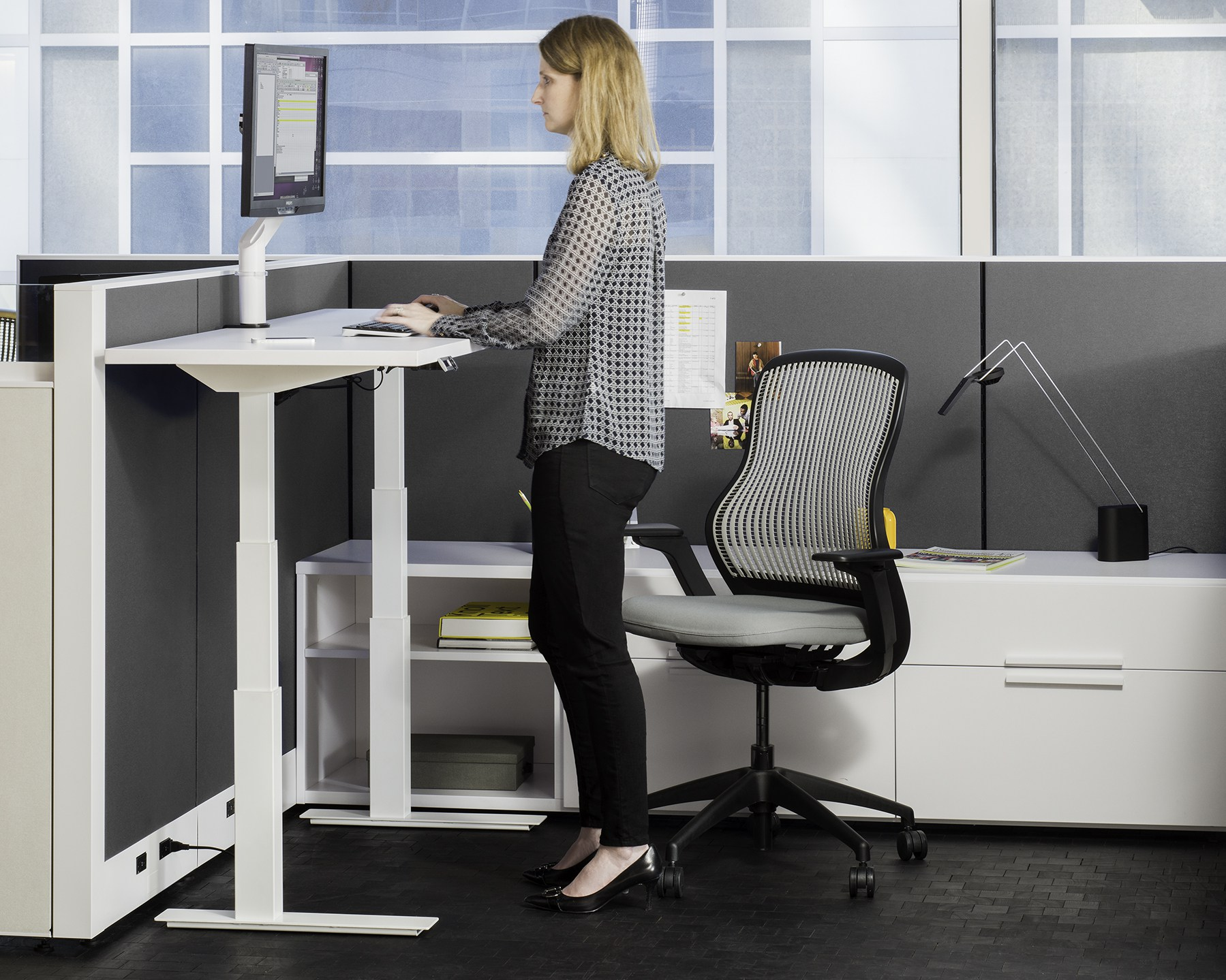 Image of: ergonomic computer chair design ideas