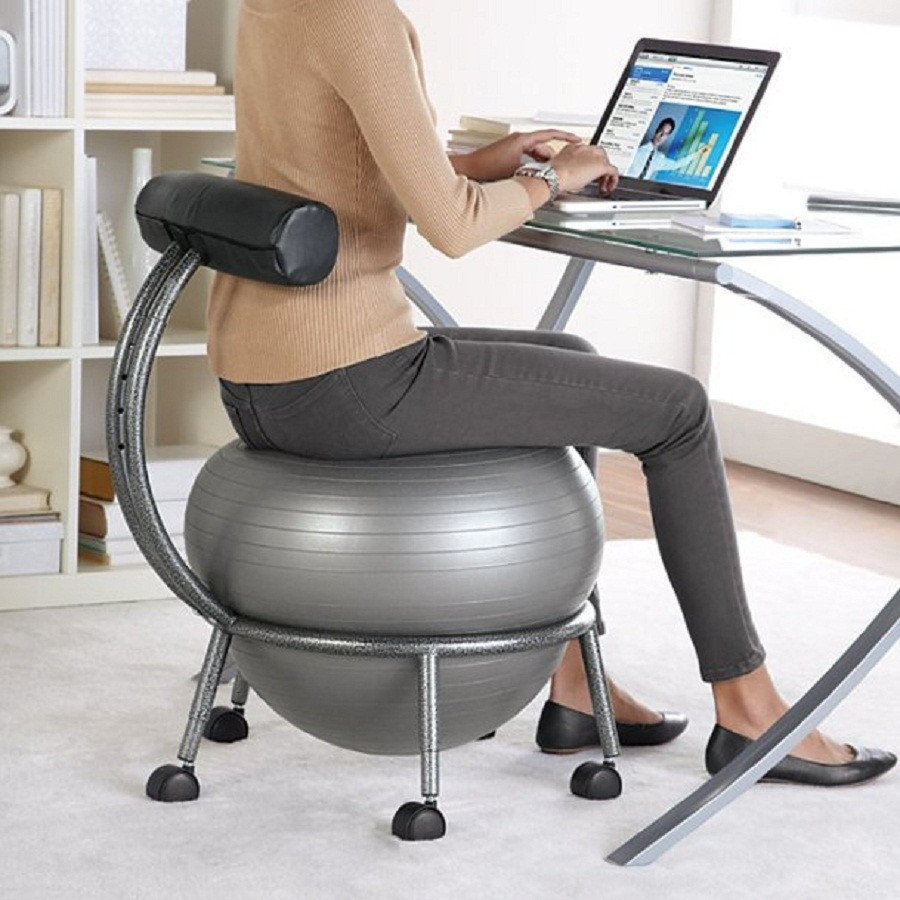 Image of: ergonomic computer chair design