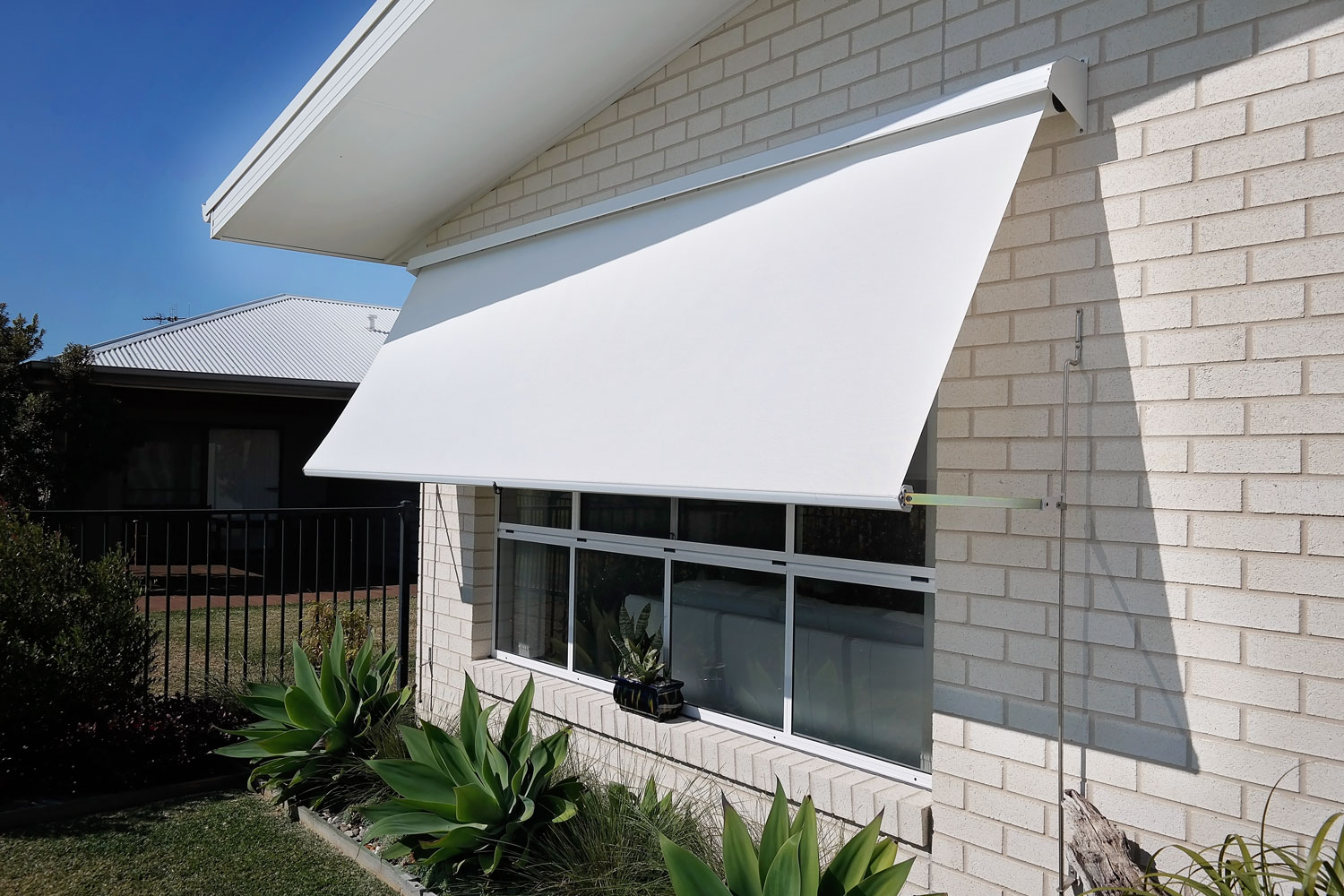 Image of: Exterior Awnings Models