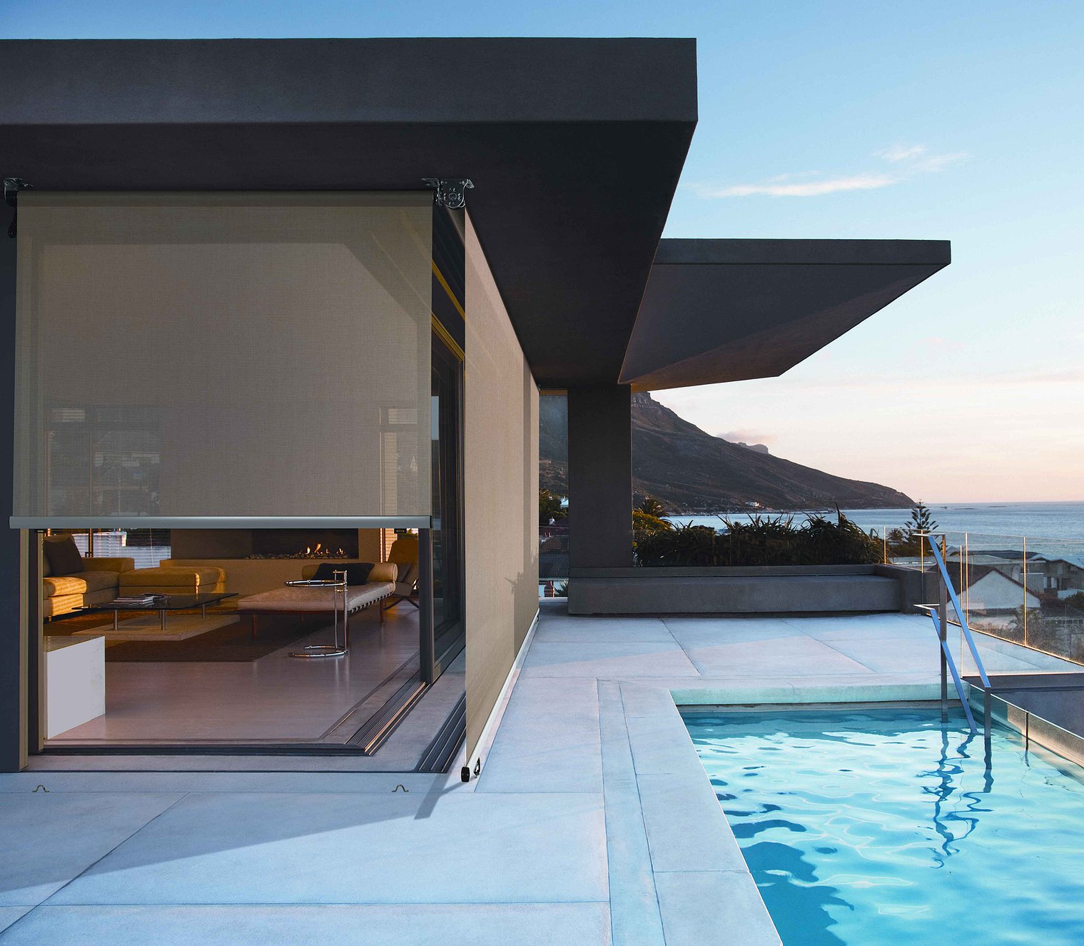 Exterior Awnings Modern Style