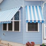 Exterior Awnings Stripes
