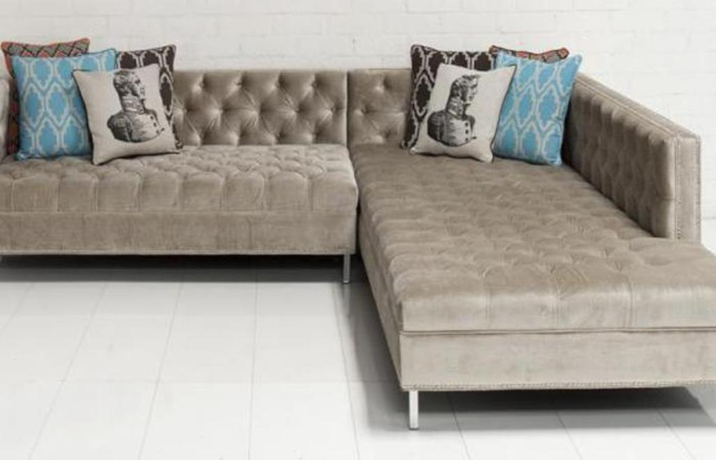 Image of: extra deep seated sofa