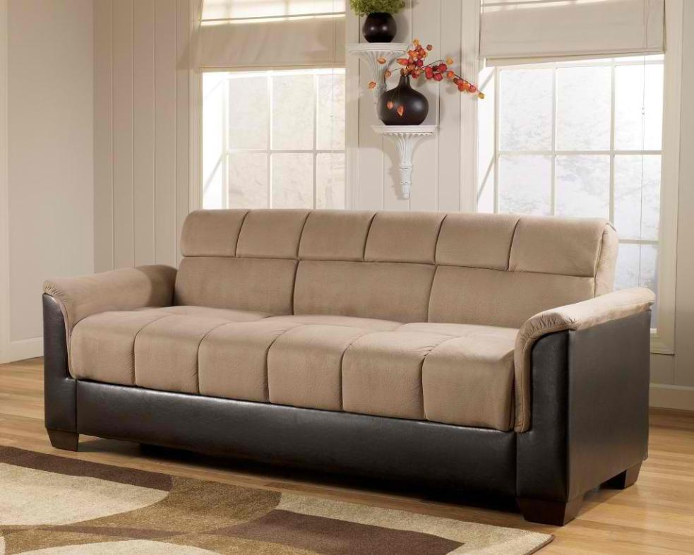 Image of: Fabric Recliner Couch