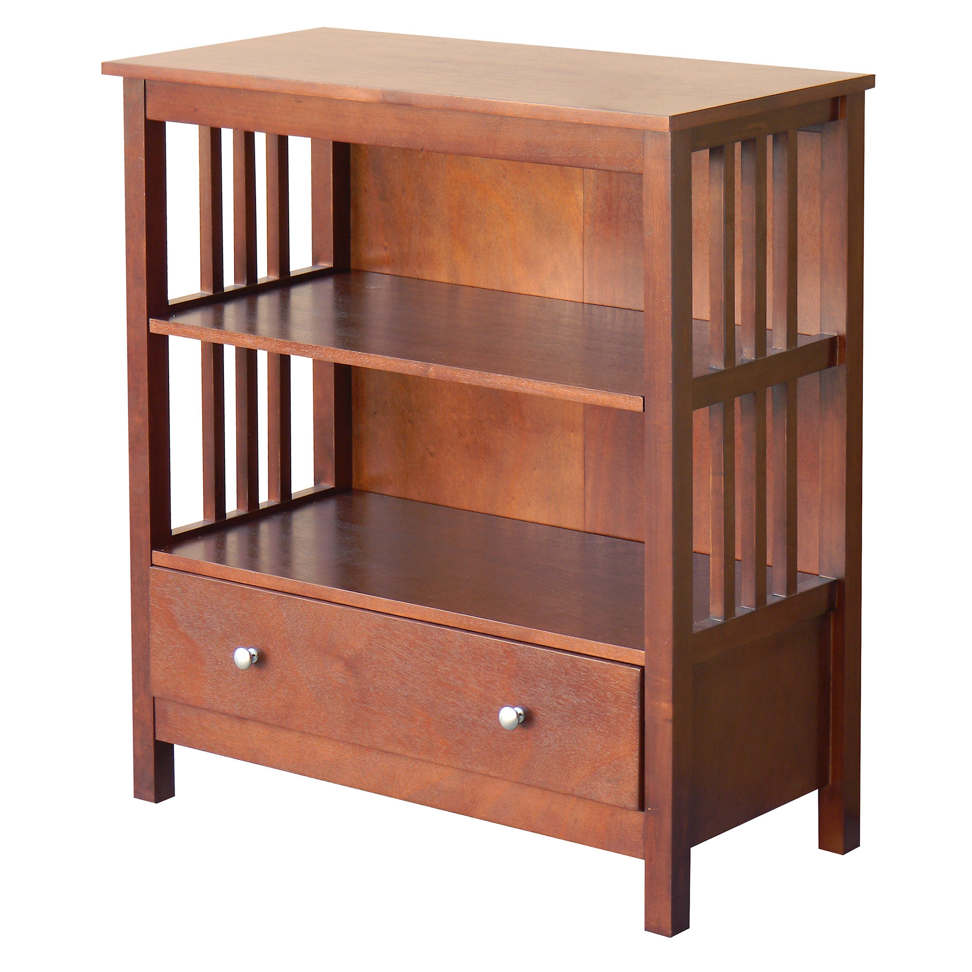Image of: Famous Mission Style Bookcase