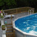 Fan Decks for Above Ground Pools
