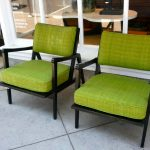 Fhoto Lime Green Accent Chair