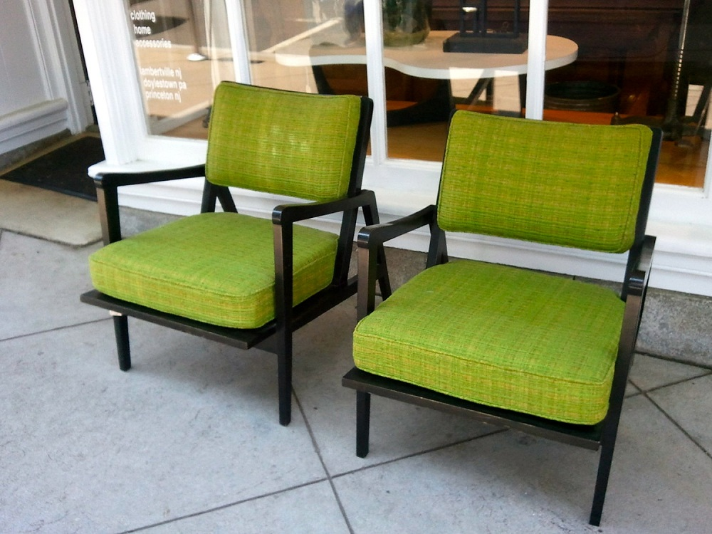Image of: Fhoto Lime Green Accent Chair