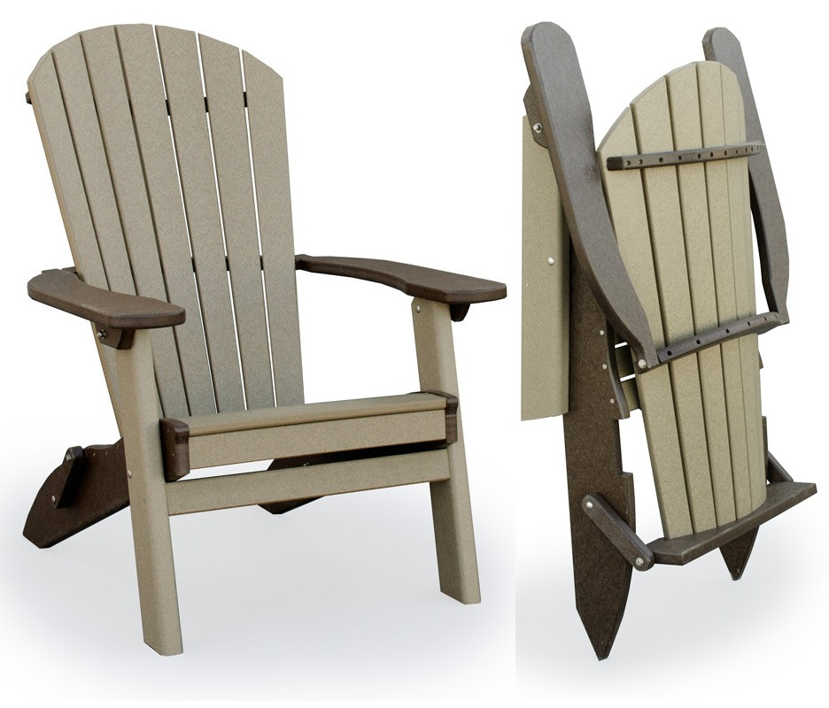Image of: Folding Adirondack Chair Clearance