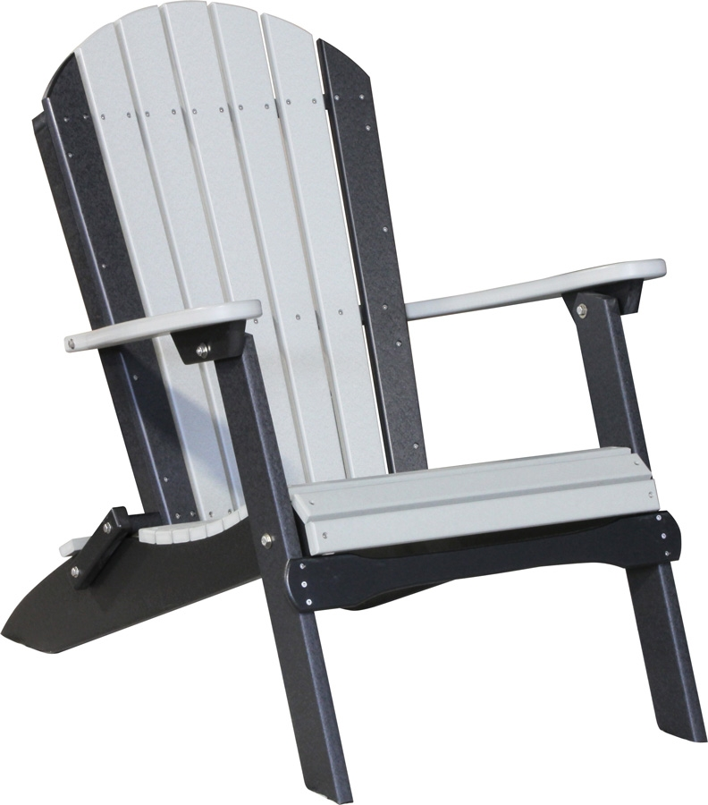 Image of: Folding Adirondack Chair Plans