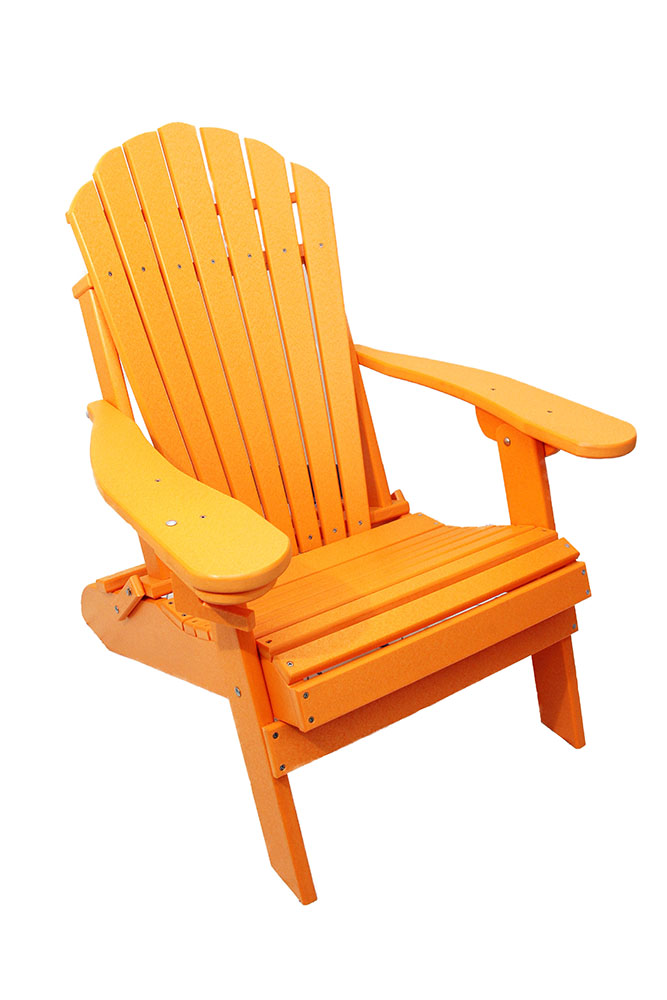 Image of: Folding Adirondack Chair Woodworking Plans