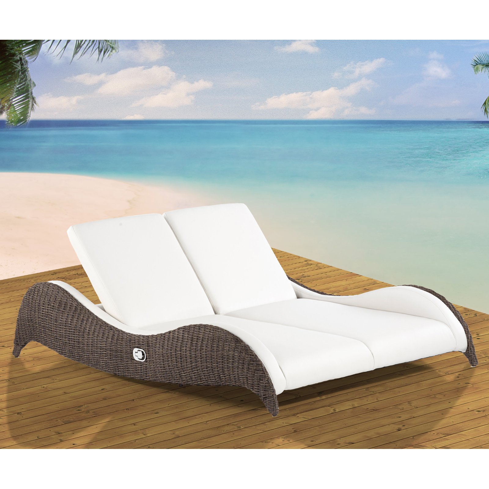 Folding Chaise Lounge Chair Picture