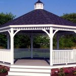 Framing an Octagon Gazebo