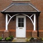 Front Door Awning Ideas Canopies