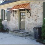 Front Door Awning Ideas Copper