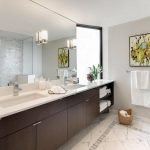 Full Wall Mirrors for Bathrooms