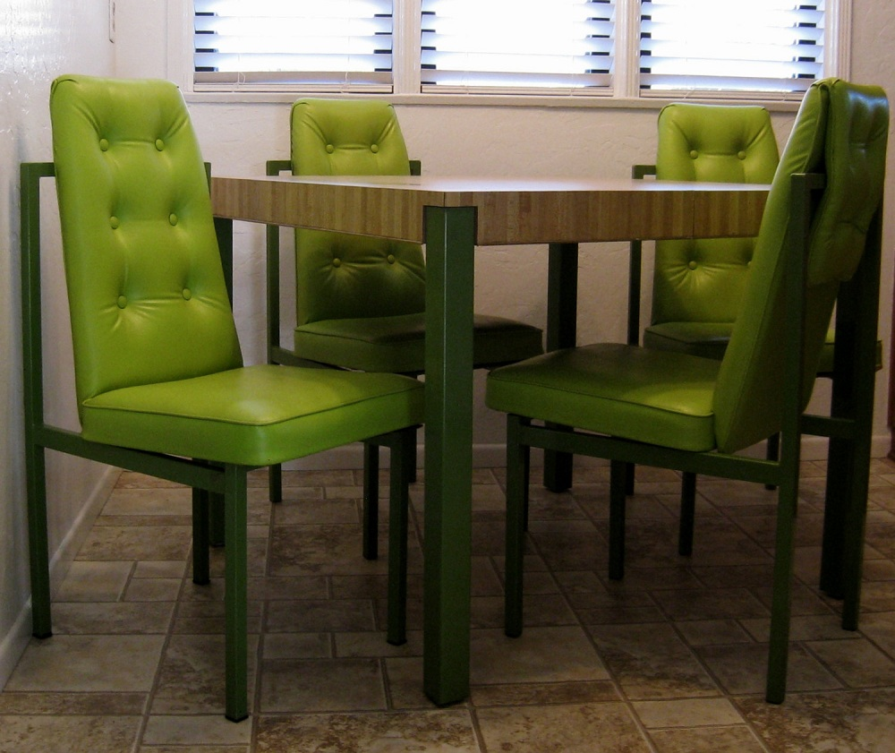 Image of: Furtinure Lime Green Accent Chair