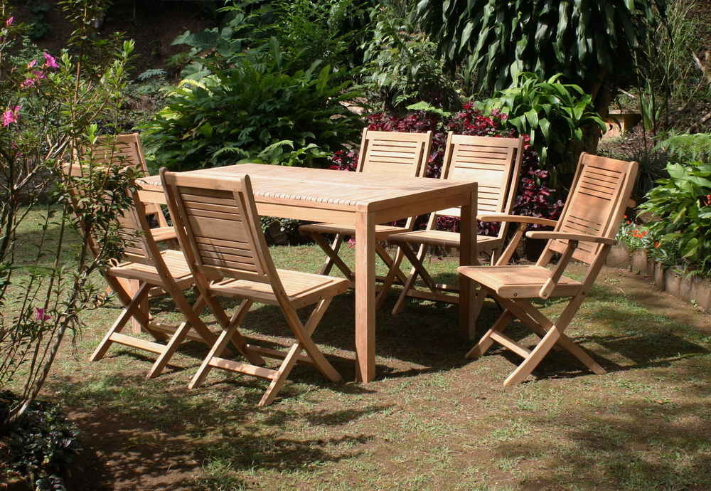 Garden Teak Outdoor Furniture