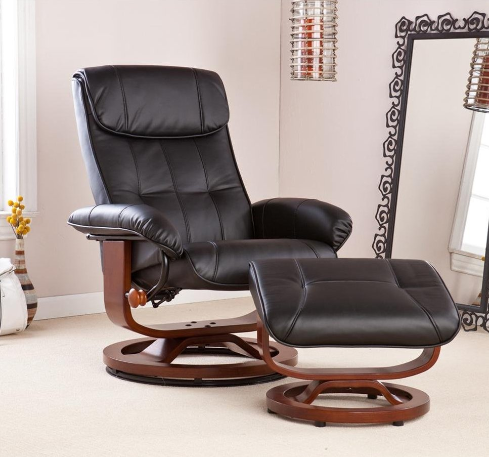 Image of: glider recliner chair design