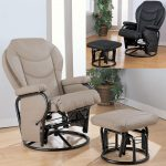 awesome glider recliner chair image