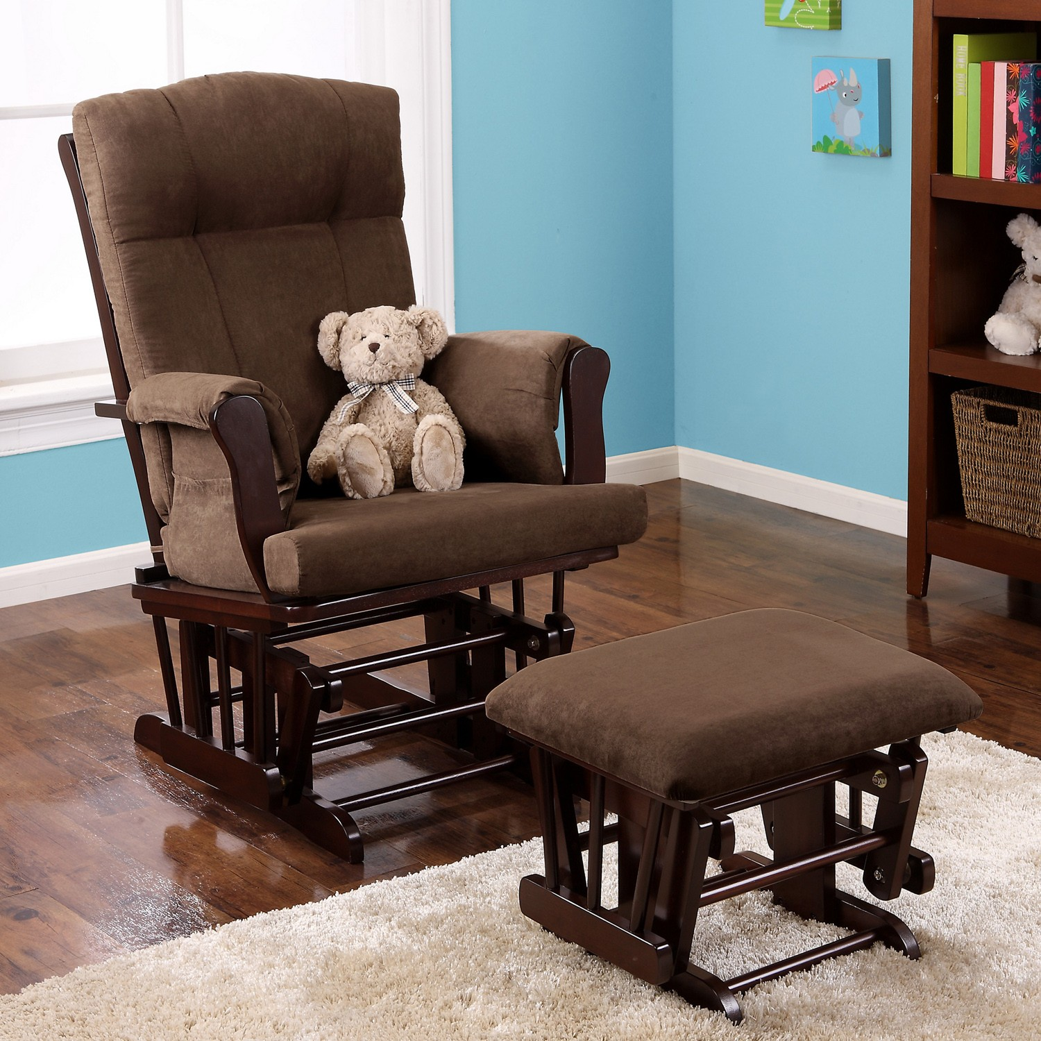 Image of: glider rocking chair ideas