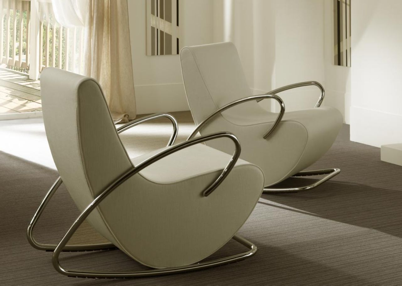 Image of: Glider Rocking Chairs Interior