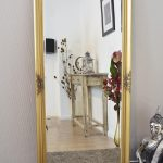 Gold Framed Wall Mirror Style