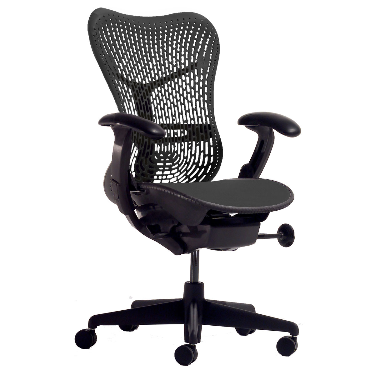 Image of: Good Herman Miller Lounge Chair