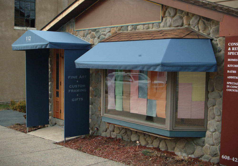 Image of: Good Industrial Awnings