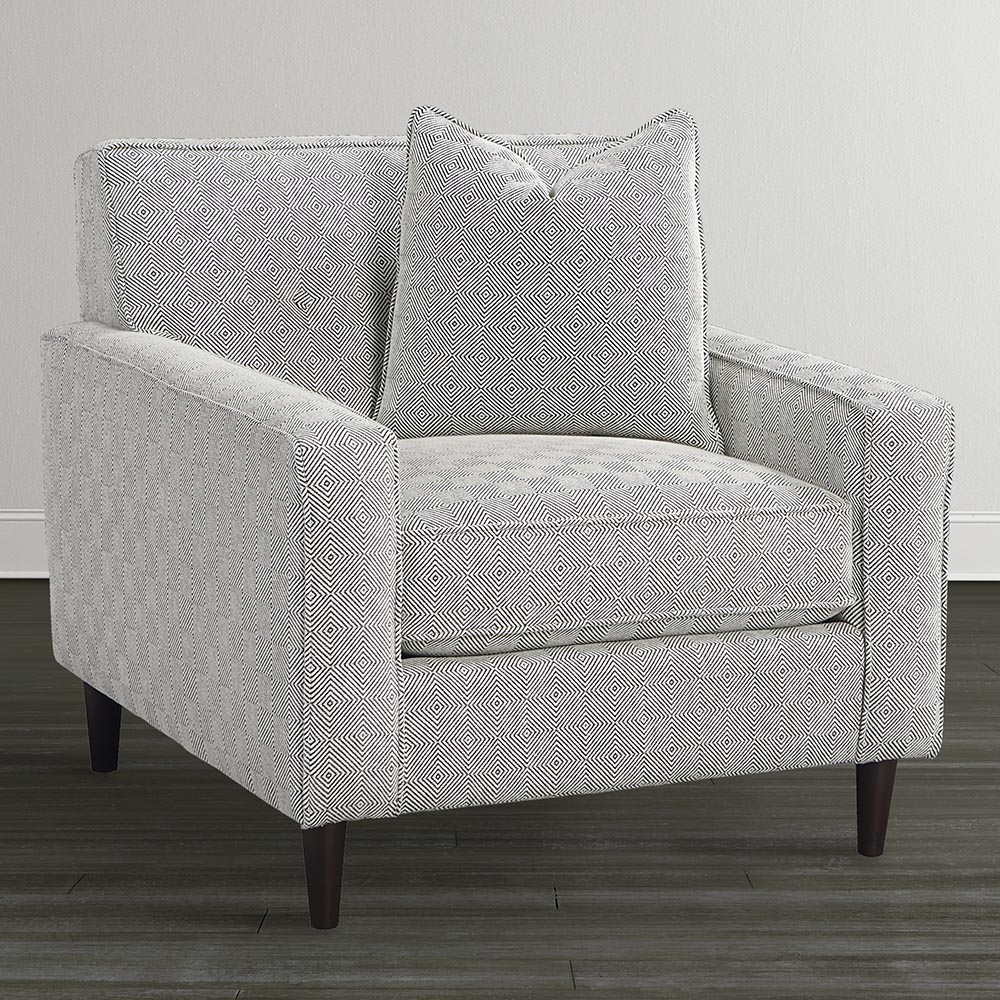 Image of: Good Reclining Accent Chair