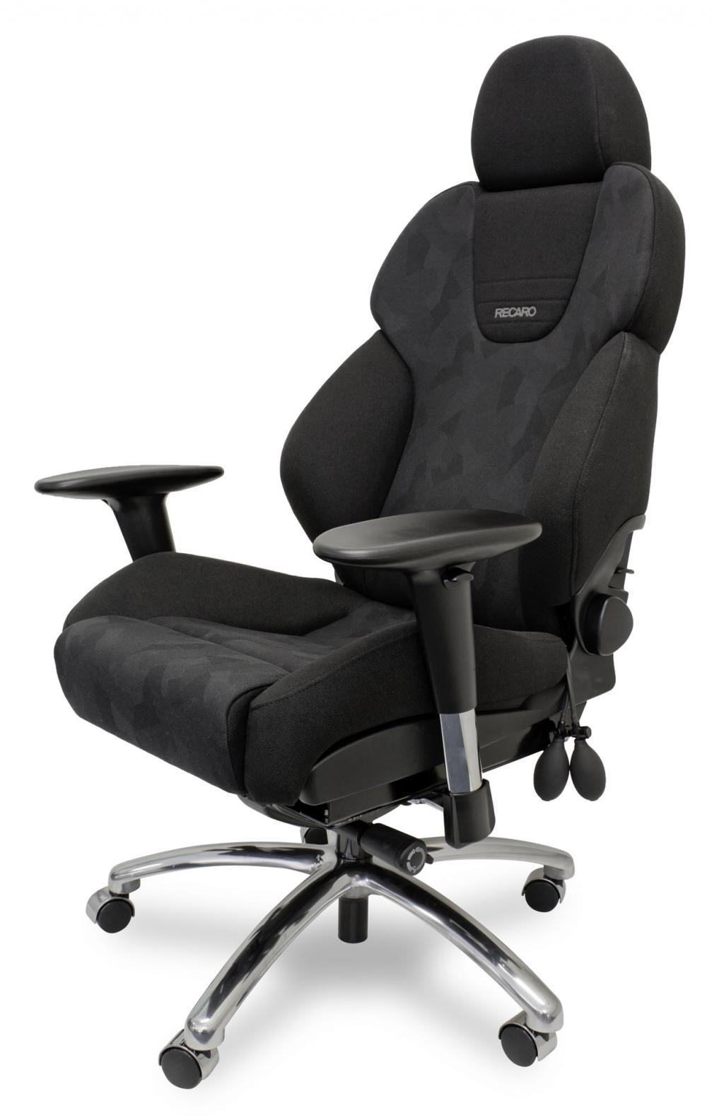 Image of: Good Reclining Office Chair