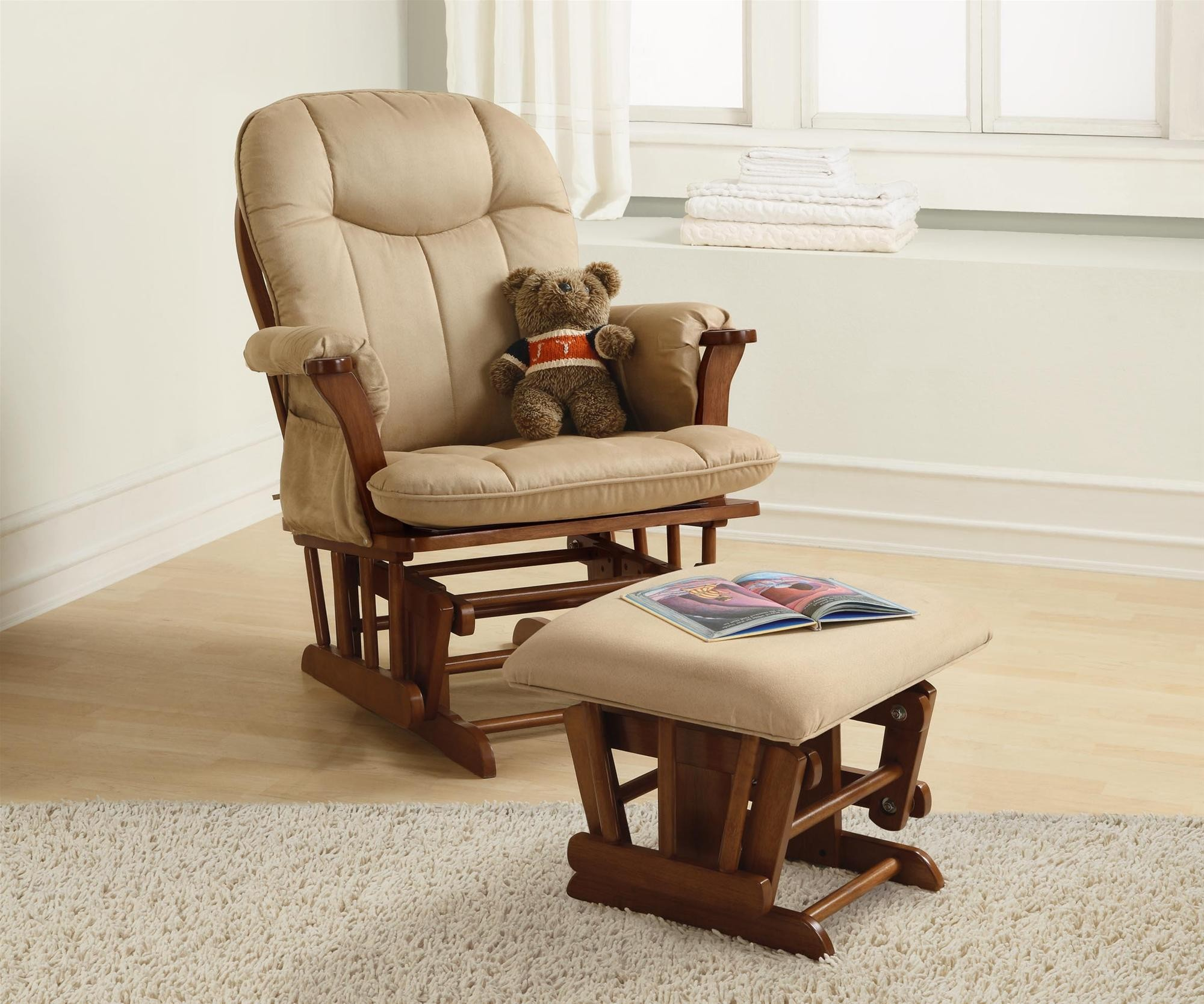 Image of: great nursery glider chair