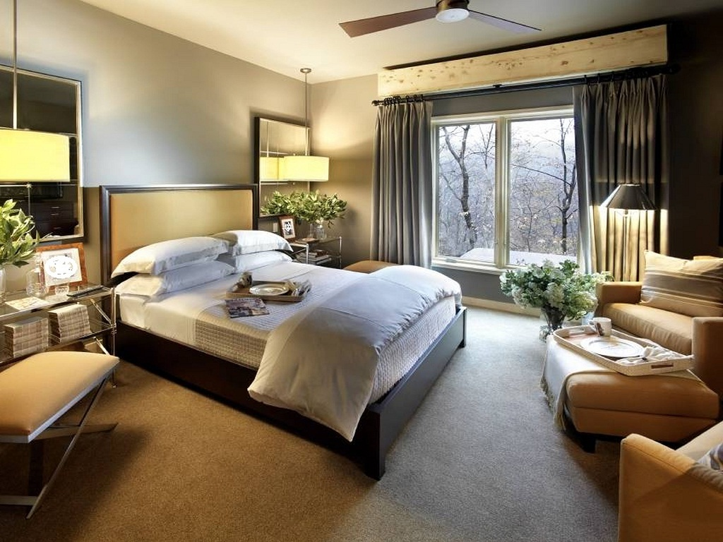 Image of: Guest Bedroom Ideas Modern