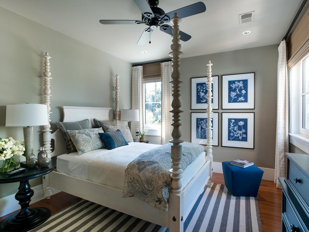 Image of: Guest Bedroom Ideas Small