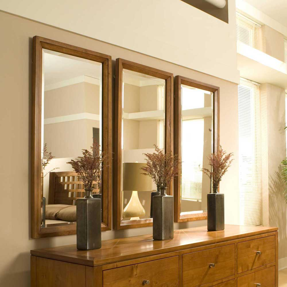 Hall Wall Mirror Decor
