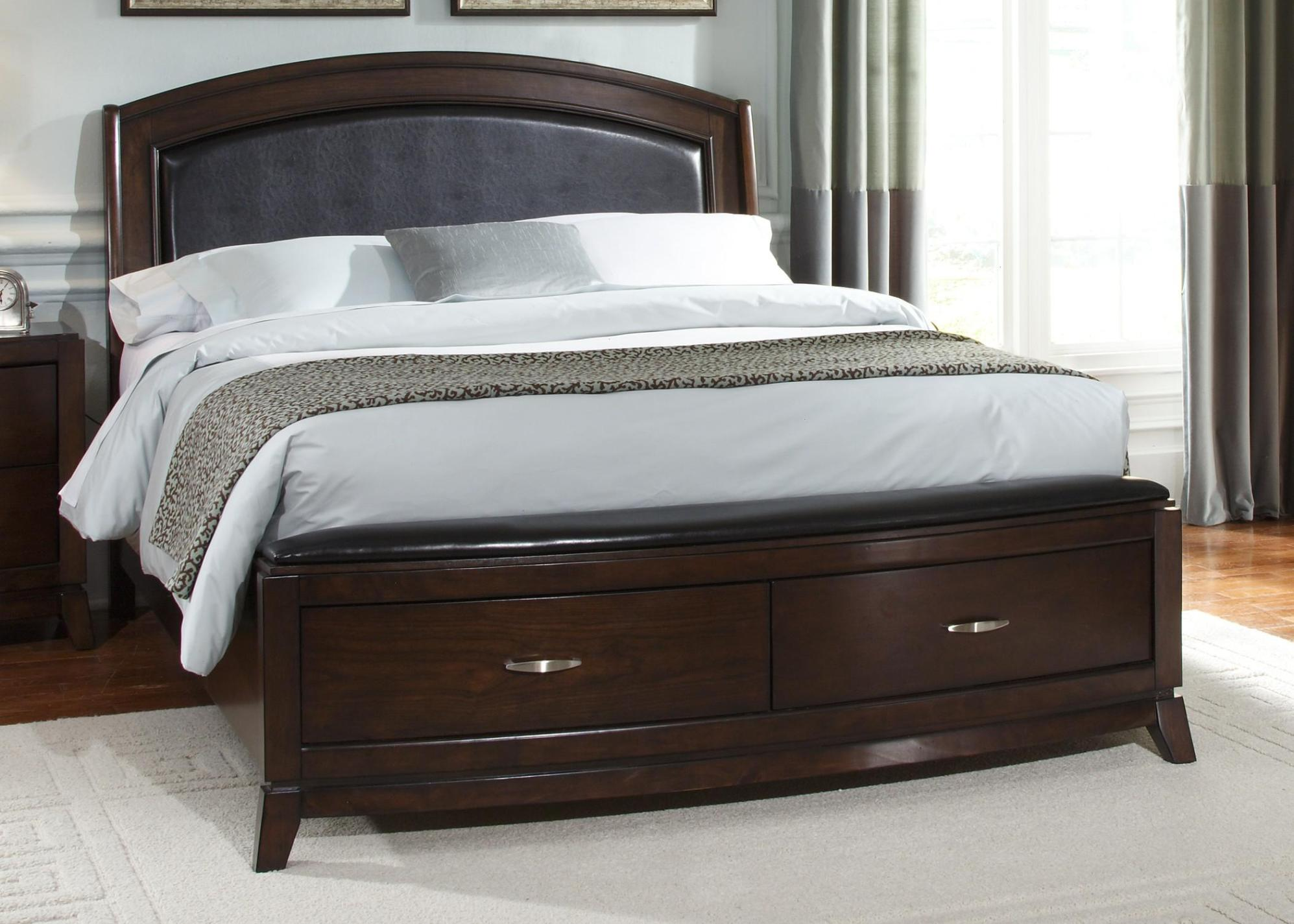 Image of: Headboard Queen Bed