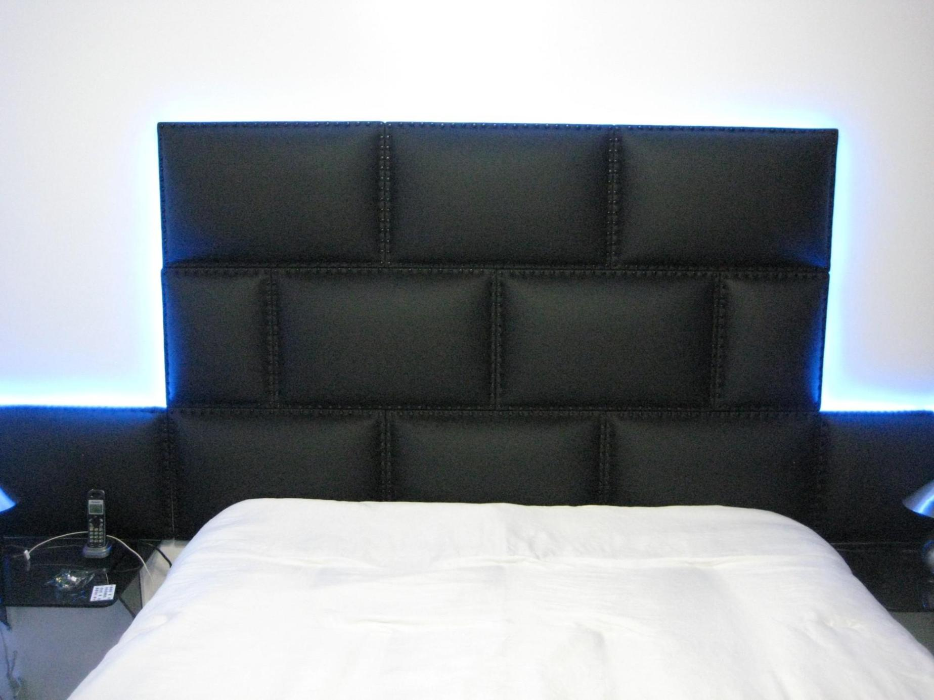 Image of: Headboard Queen Size