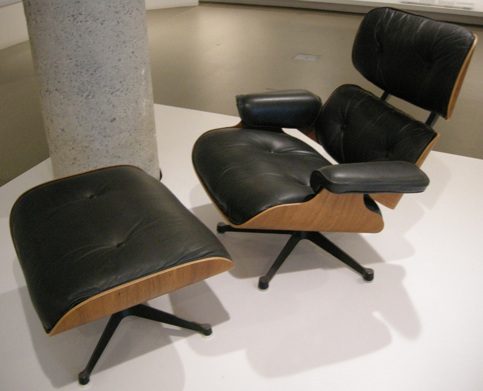 Image of: herman miller eames chair parts