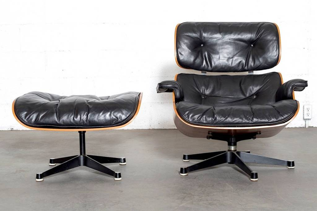 Image of: herman miller eames chair value