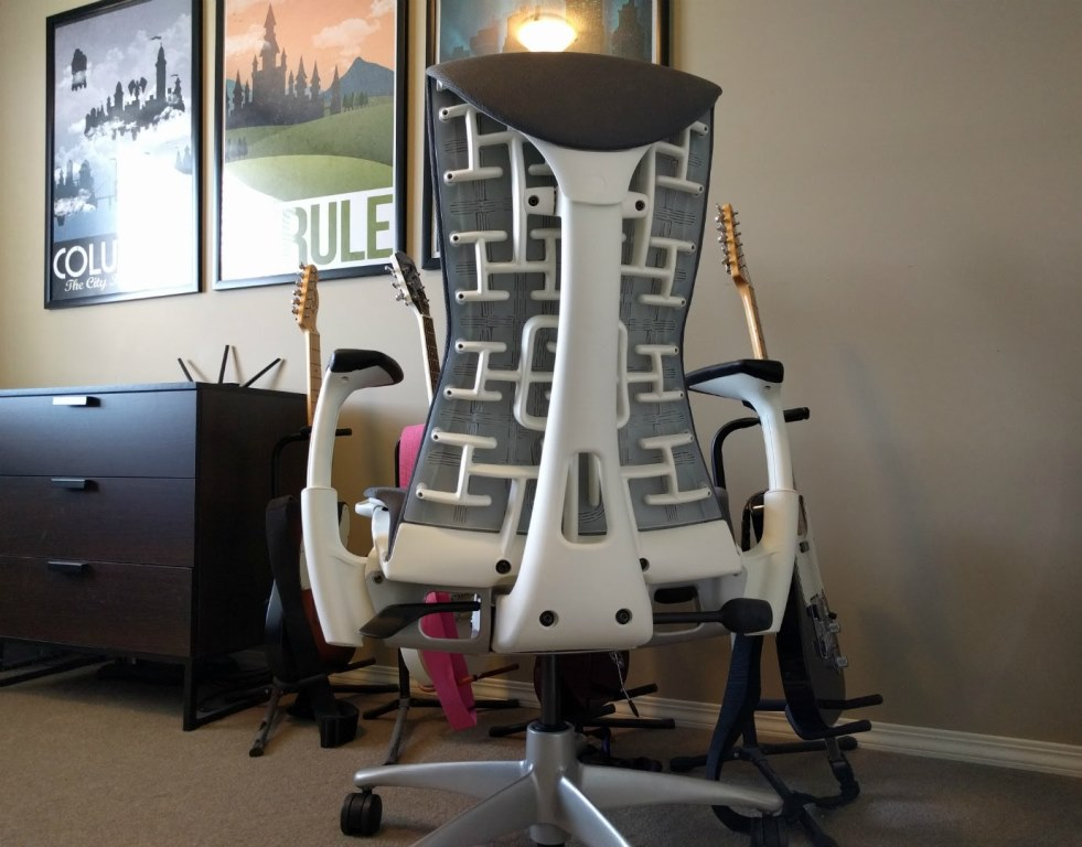 Image of: herman miller embody chair for sale