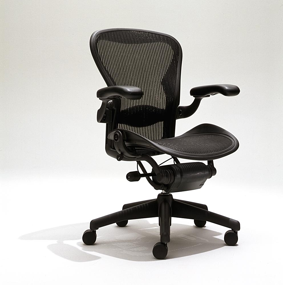 Image of: Herman Miller Lounge Chair Image