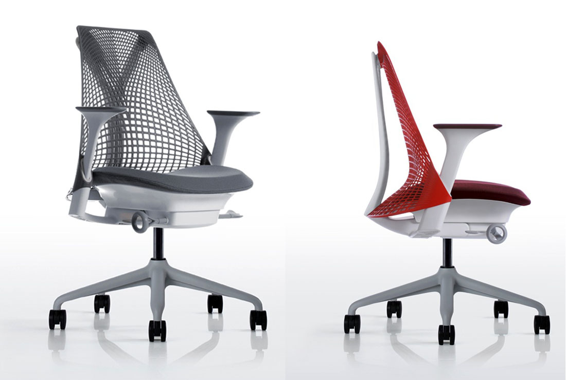Image of: Herman Miller Lounge  Chair Picture