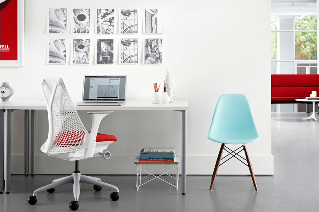 Image of: herman miller office chairs costco