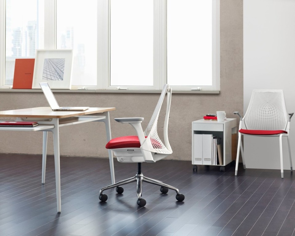 Image of: herman miller office chairs parts