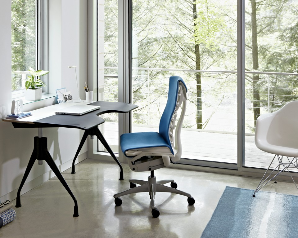 Image of: herman miller office chairs second hand