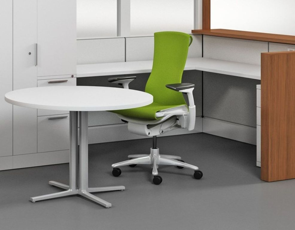Image of: herman miller office chairs sizes