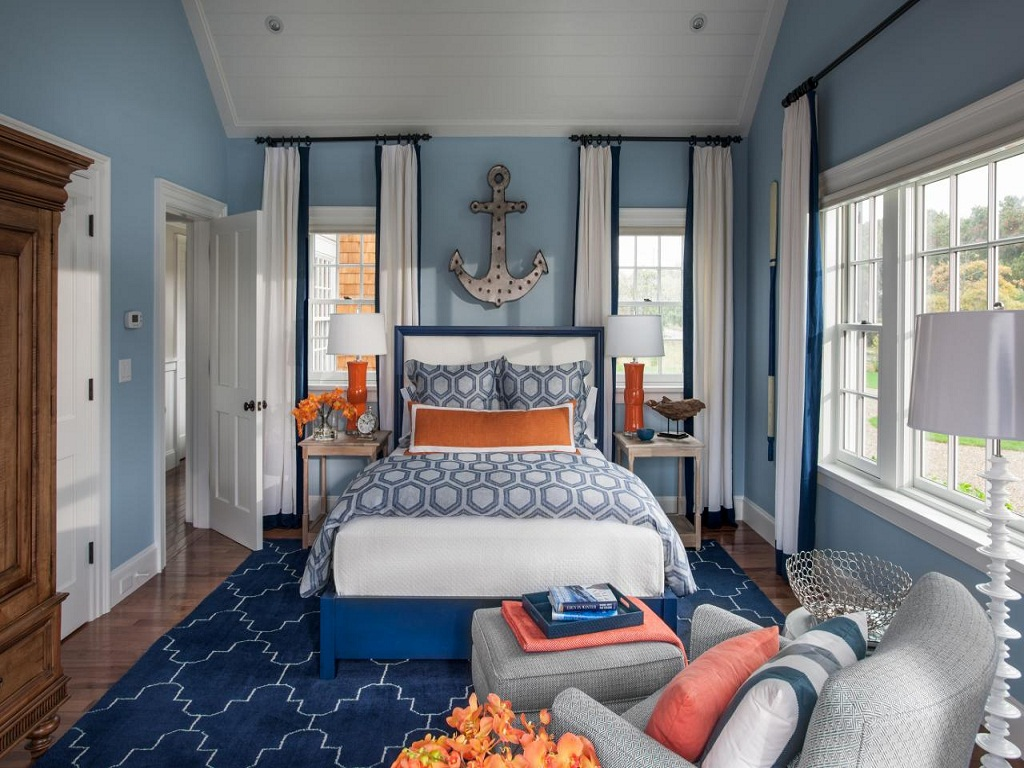 Image of: Hgtv Bedroom Makeover Ideas