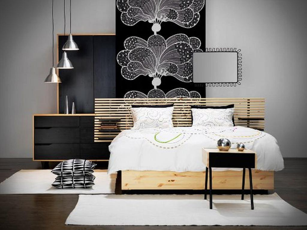 Image of: Hipster Bedroom Decor
