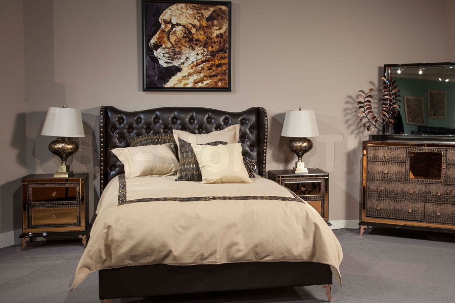Hollywood Swank Bedroom Set Designs