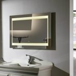 Hotel Wall Mounted Makeup Mirror